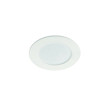 RECESS LED LIGHT  – ROUNDA N LED 6W-WW   , IP 44/20